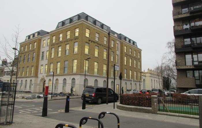 New Build Synagogue & School, Bells School & College Clapton