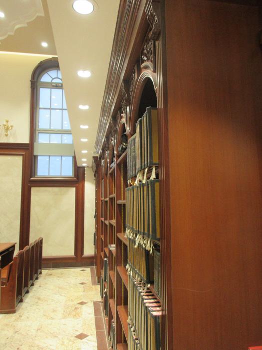 New Build Synagogue & School