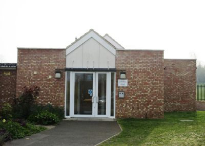 Community Hall Extension, Jubilee Hall