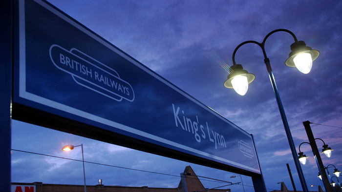 King's Lynn Railway Station