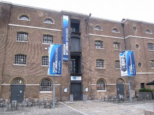 Museum Fire Alarm Replacement Works – Docklands