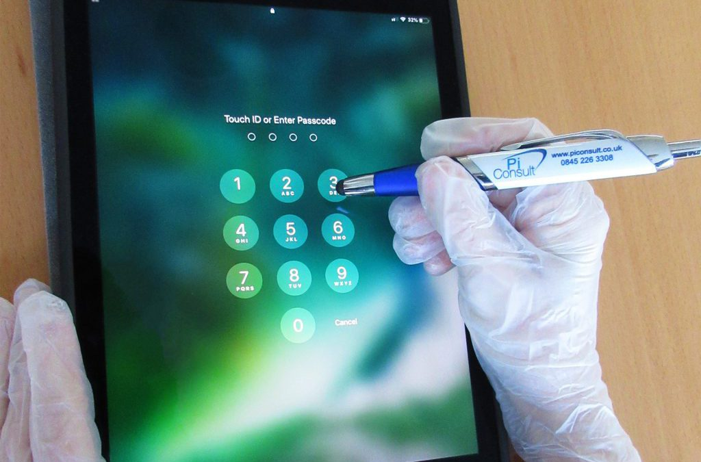 PiPad Pens for NHS Staff