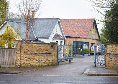 King Alfred School Refurbishment