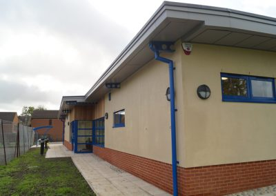 New Build Community Centre, Dunton Green