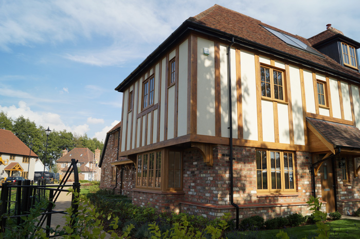 Orchard Gate New Build Development