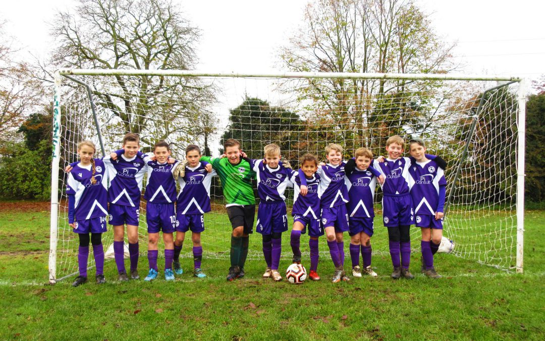 Pi Proudly Support South Darenth Football Team