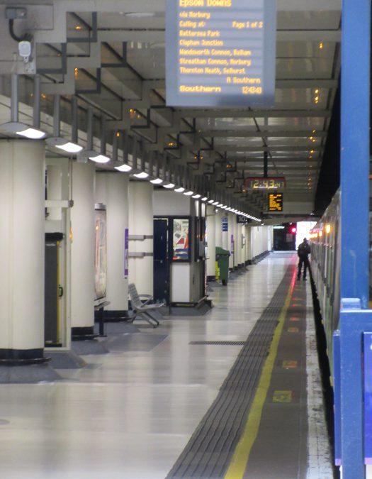 Victoria Railway Station